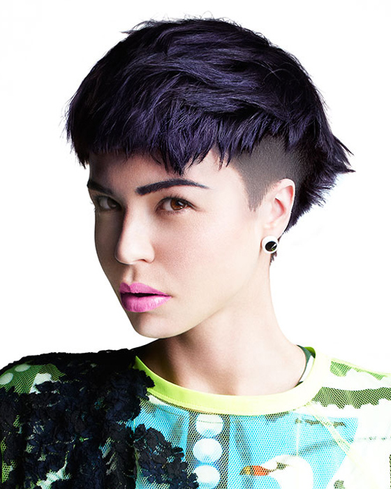 Haircut Styling Ironing Toning Layers Funky Perming Wash Trimming