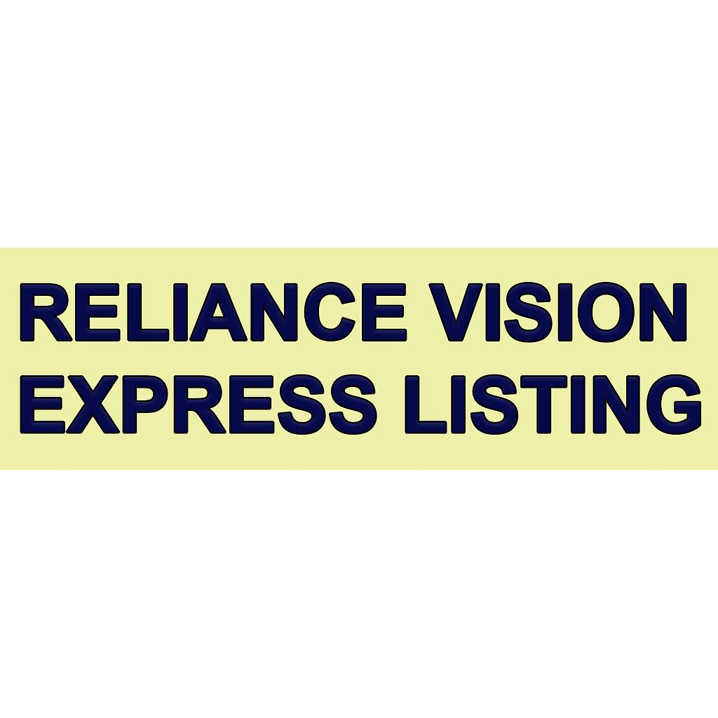 RELIANCE VISION EXPRESS LISTING-SPECTACLES-FRAMES-READING GLASSES-EYE WEAR-SHOPS-SHOWROOMS-STORES-JAYANAGAR 9TH BLOCK.